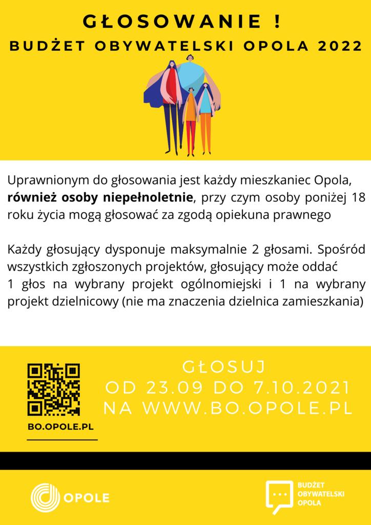 Głosowanie Budżet Obywatelski_Plakat dla szkół..png